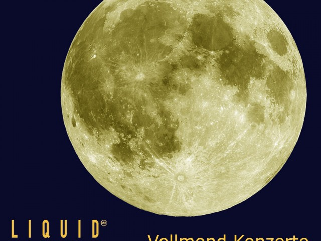 Vollmond 2014 / Upcoming Full Moon Concerts