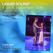 Liquid Sound Festival 2016 – Bad Schandau
