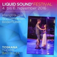 Liquid Sound Festival 2016 – Bad Sulza